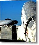 Flight No More Metal Print