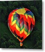 Floating Rainbow Metal Print