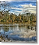 Floodwaters Metal Print