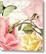 Florabella I Metal Print