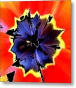 Floral 1229 Metal Print