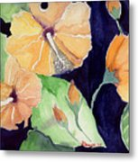 Floral Affair Metal Print