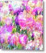 Floral Art Cx Metal Print