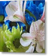 Floral Bouquet 1 Metal Print