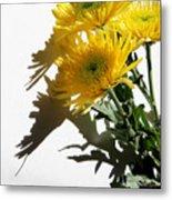 Floral No4 Metal Print