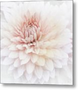 Floral Watercolor Background Metal Print