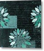 Floralis - 8181cd Metal Print