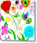 Flores De Primavera  Metal Print