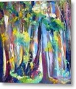 Floresta I Metal Print
