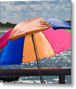 Florida Afternoon Metal Print