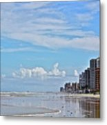 Florida Fun Metal Print