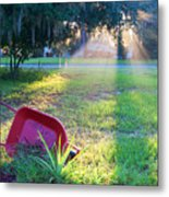 Florida Home Metal Print