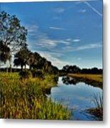 Florida Lands 7 Metal Print