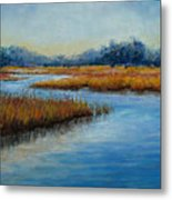 Florida Marsh Metal Print