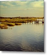 Florida Morning Metal Print