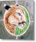 Florida Panther Metal Print