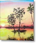 Florida Splendor Metal Print