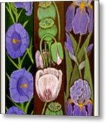 Flower Composition 5 Metal Print