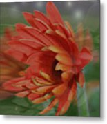 Flower Dreams Metal Print