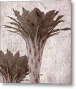Flower-g Metal Print