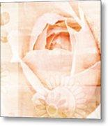 Flower Garden Metal Print by Frank Tschakert
