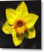 Flower - Id 16235-220300-0389 Metal Print