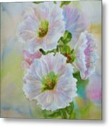 Flower In Summer. Metal Print