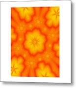 Flower Mandala 5 Metal Print