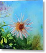 Flower Of Love  Metal Print