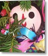 Flower Or Fruit Metal Print