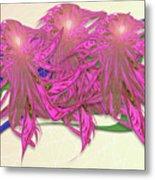 Flower Plant Metal Print