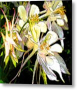Flower St Metal Print