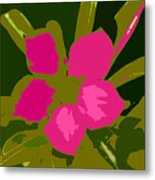 Flower Work Number 17 Metal Print