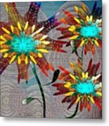 Flowering Dreams Metal Print