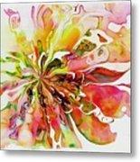 Flowers 005 Metal Print
