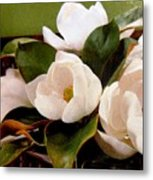 Flowers From The South Metal Print