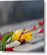 Flowers Memory Metal Print