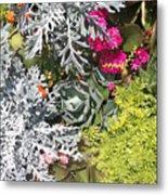 Flowers Of Boca II Metal Print