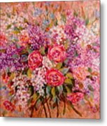 Flowers Of Romance Metal Print