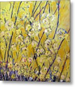 Flowers Of The Sun Metal Print