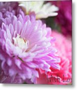 Flowers With Love Metal Print