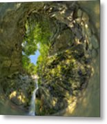 Flowing From Heaven Metal Print