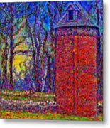 Floyd,virginia Tower Metal Print