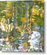 Fluctuations Metal Print