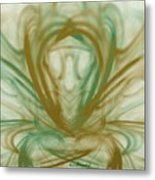 Fluid Art Metal Print