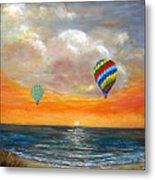 Fly Away 22 Metal Print