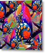 Fly Away Metal Print