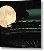 Fly Me To The Moon A331 Metal Print