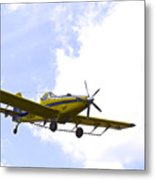Flying By Wire 2 Of 6 Metal Print