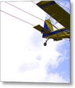 Flying By Wire 5 Of 6 Metal Print